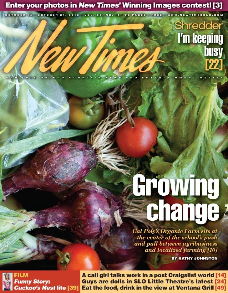 I M Screwed News San Luis Obispo New Times San Luis Obispo