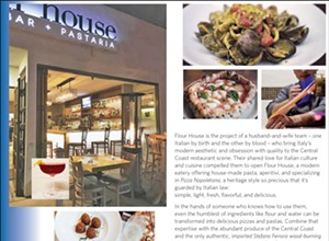 Flour House Pizza Bar & Pastaria
