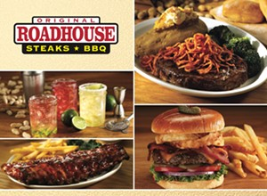Original Roadhouse Steaks and BBQ