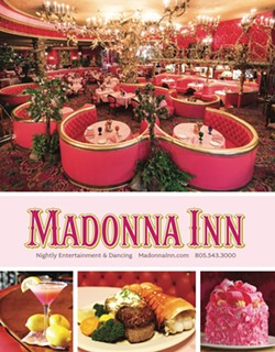 Madonna Inn Copper Cafe